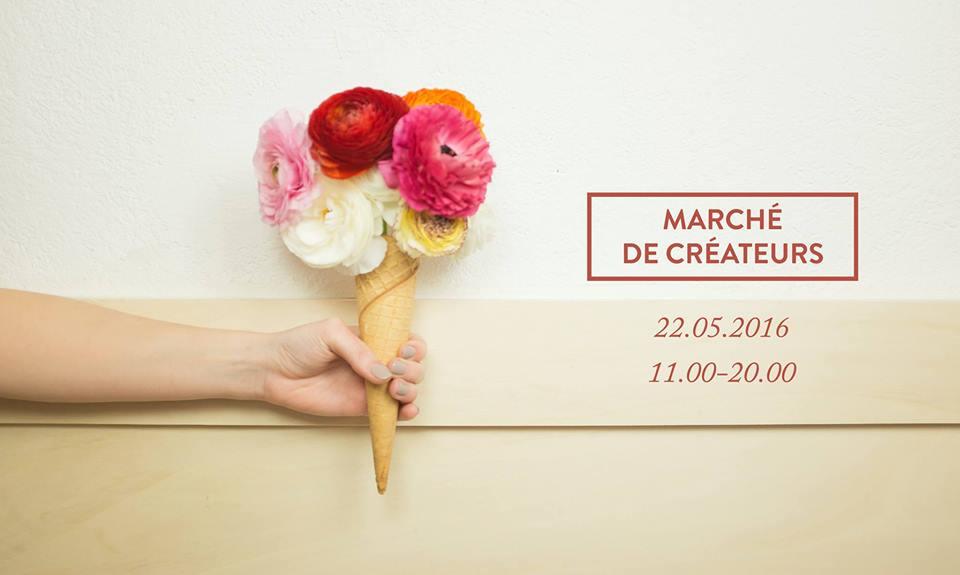 Marché Rue Pietonne Mai 2016