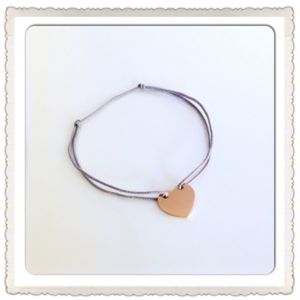 bracelet-cordon-coeur-or-rose