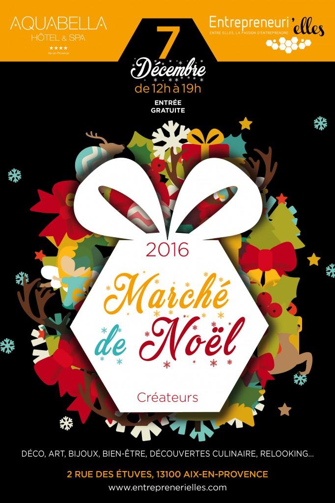 Affiche IELLES NOEL 2016
